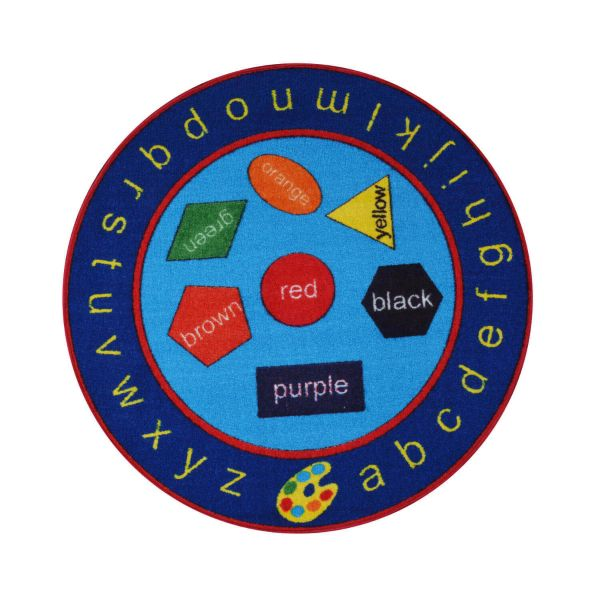 Sajalo Alphabets Rug for Kids