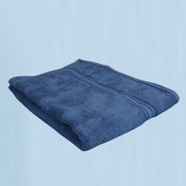 Sajalo Bath Towel Velour Plain (27X54 inch)