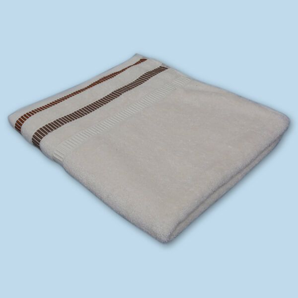 Refresh Bath Towel Plain Jacquard (27X54 inch)