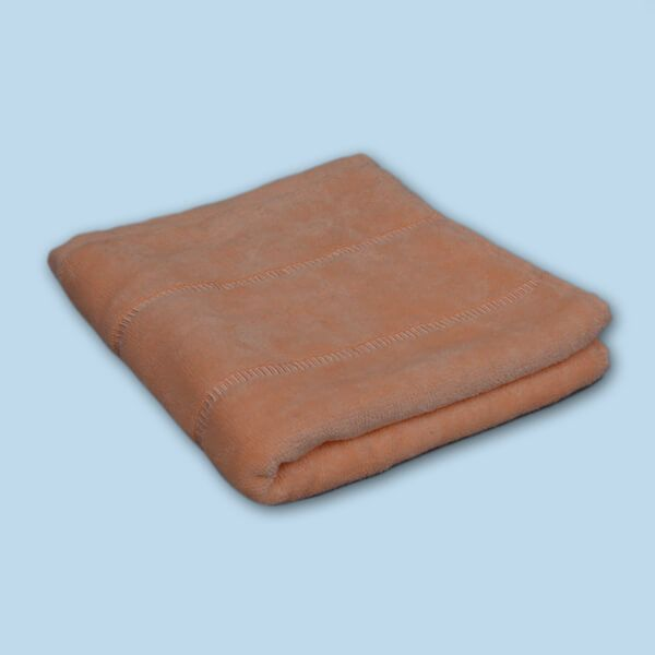 Ultra Soft Plain velour Towel (20X40 inch)