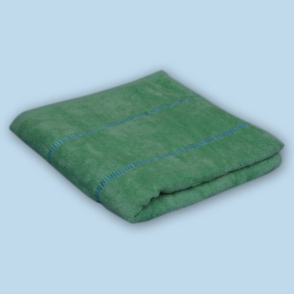 Plain velour towel (20X40 inch)