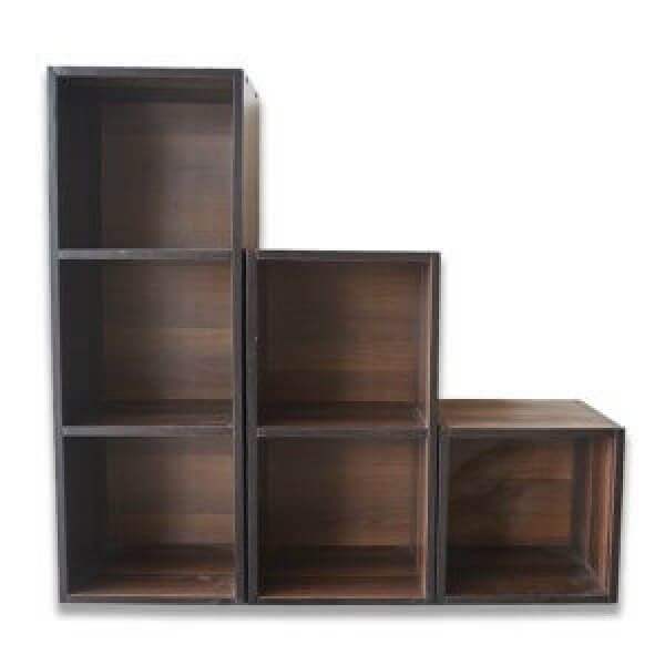 Sajalo Wood Wall Shelf