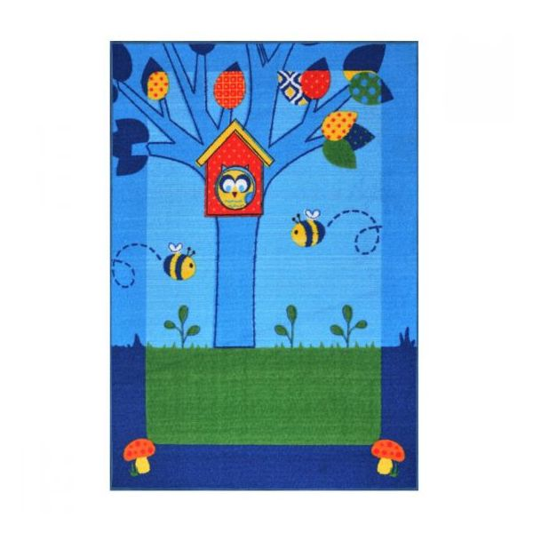 Tree Home Kids Rugs