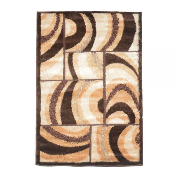 Aris Shaggy Rug (4x6 Ft)