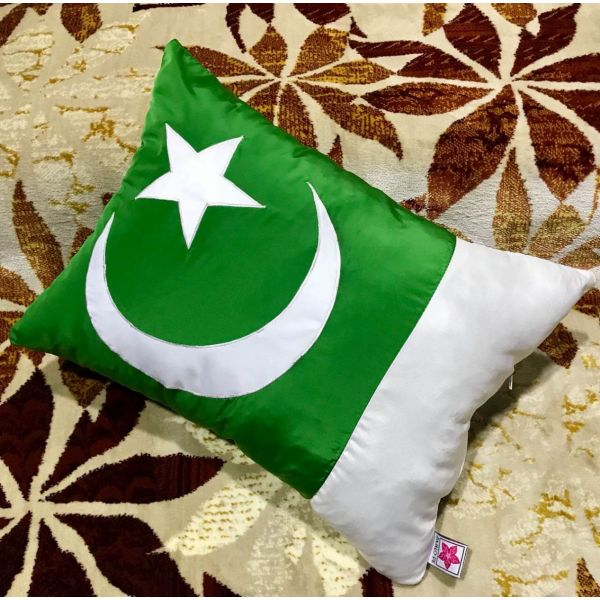 Pakistani Flag Chusion