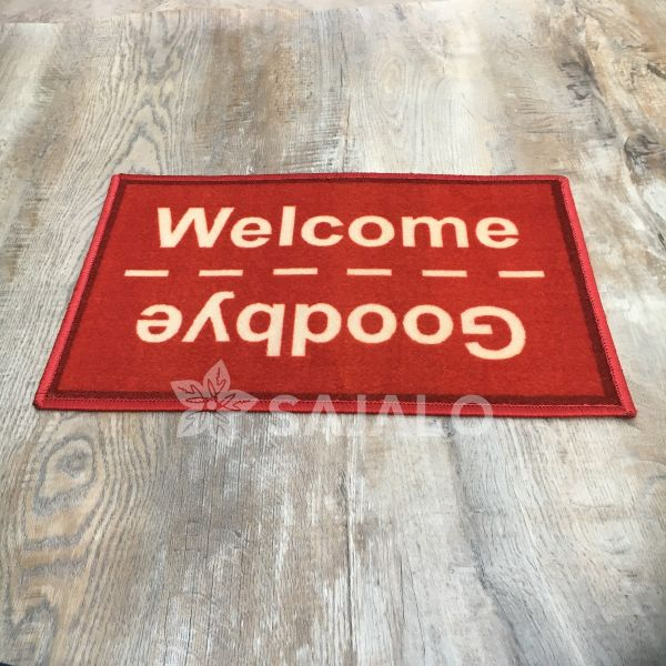 Sajalo Red Well Come Digi Mat 40x60