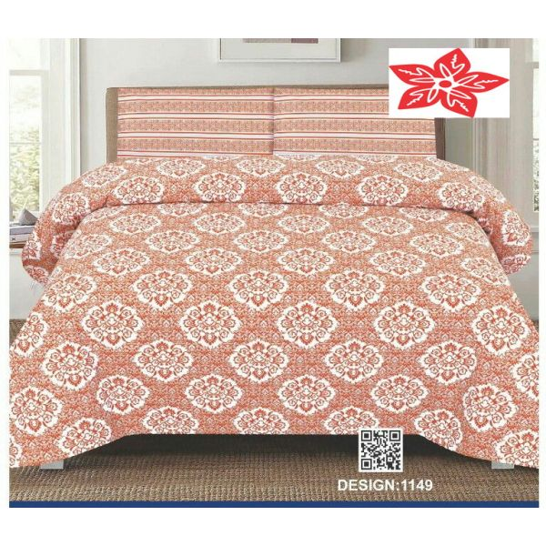 Sajalo Bed Sheet 1149