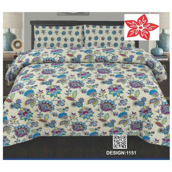 Sajalo Bed Sheet 1151