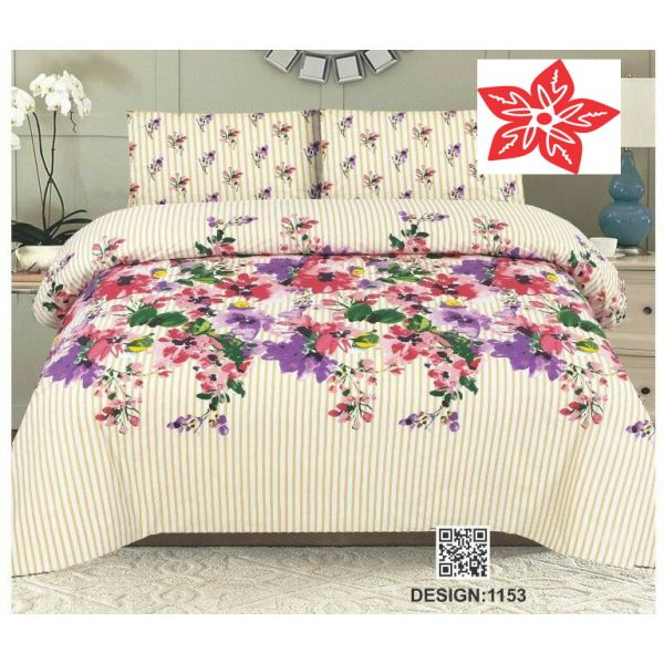 Sajalo Bed Sheet 1153