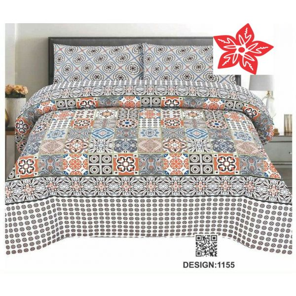 Sajalo Bed Sheet 1155