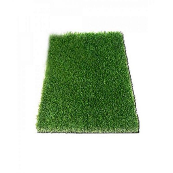Sajalo Artificial Green Grass Rug 4x4 Ft