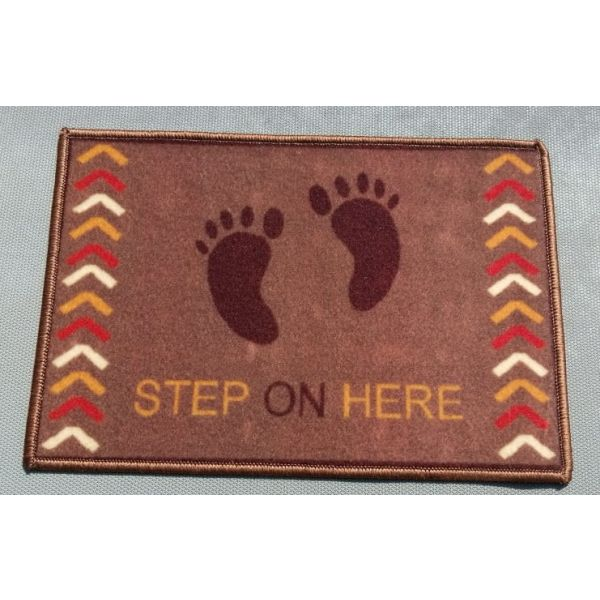Step On Here Door Mat 40x60