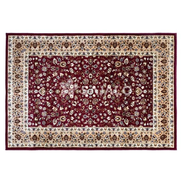 Red Design Excellent Rug 4x6 ft
