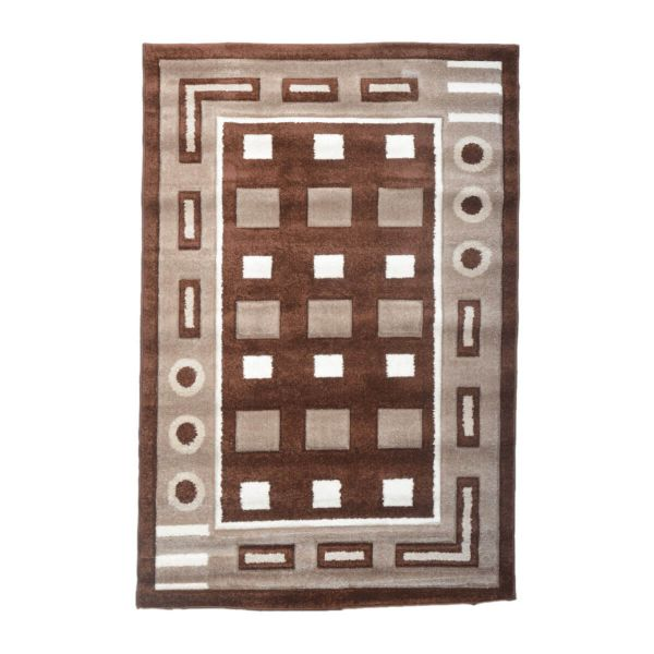 Arff Multi Colore Rug (3x5 Ft)