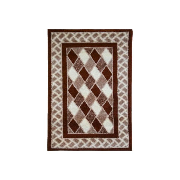 Brown Golden Rugs 3x5 ft