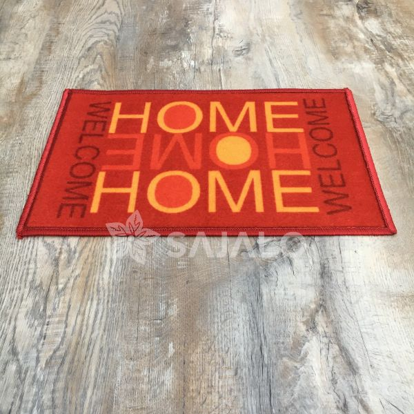 Sajalo Red Home Digi Mat 40x60