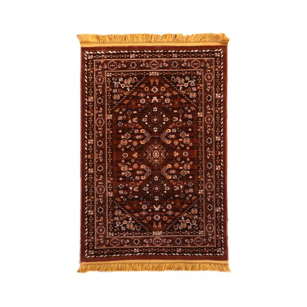 Brown Excelent Rug 3x5 ft